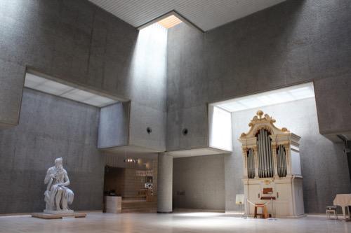0157:岐阜県美術館 多目的ホール