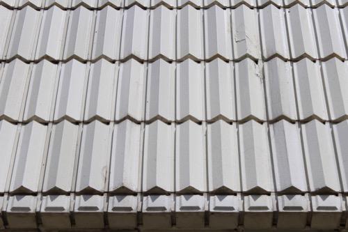 0157:岐阜県美術館 外壁タイル