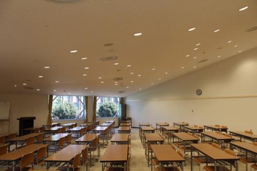0159:岐阜市民会館 会議室