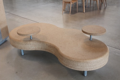 0160:ぎふメディアコスモス 図書館内の家具