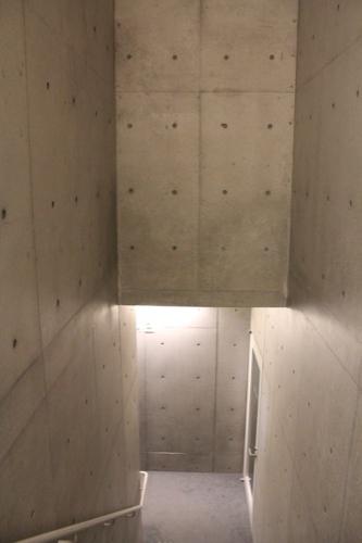 0160:ぎふメディアコスモス 本の蔵への階段