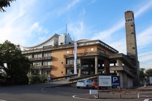 0161:羽島市庁舎 メイン