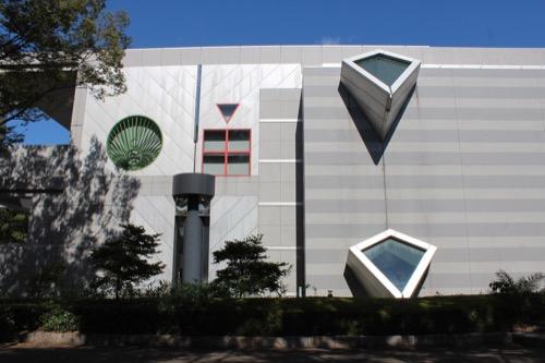 0162:名古屋市美術館 西側外観