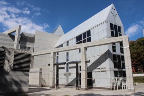 0162:名古屋市美術館 南側外観①