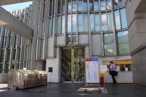 0162:名古屋市美術館 玄関