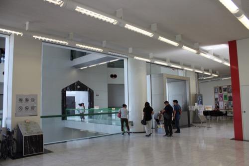 0162:名古屋市美術館 1階内観