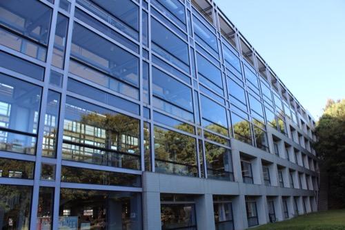 0169:掛川市庁舎 北側ファサード①