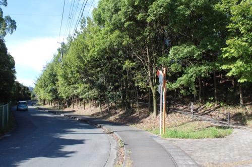 0169:掛川市庁舎 駅前からの風景