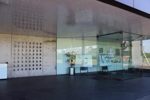 0170:資生堂アートハウス 玄関①