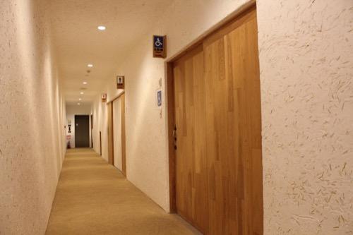 0171:秋野不矩美術館 2階への通路