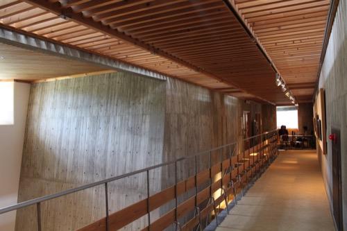 0171:秋野不矩美術館 2階フロア②