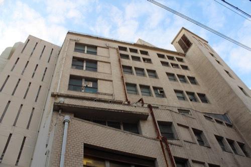 0173:高島屋東別館 建物裏側③