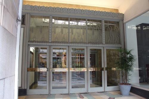 0173:高島屋東別館 当館入口①