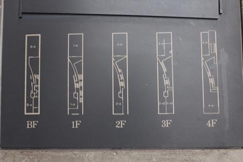 0177:ガレリアアッカ 館内地図