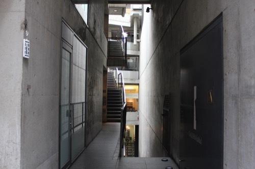 0177:ガレリアアッカ 入口から館内をみる