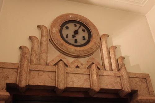 0181:生駒ビルヂング エレベーターの表示計