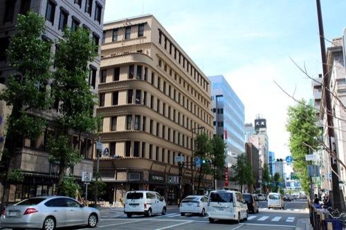 0182:高麗橋野村ビルディング 堺筋から