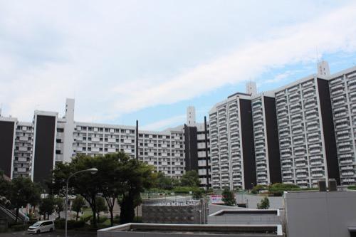 0148:市営基町高層アパート メイン