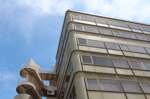 0149:西宮市民会館 ビルタイプの事務棟②