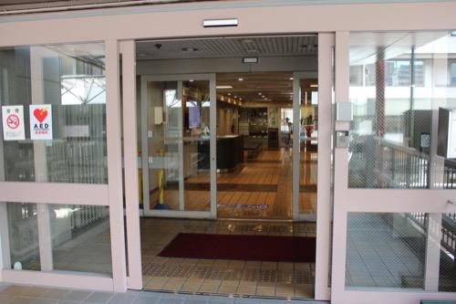 0149:西宮市民会館 事務棟入口