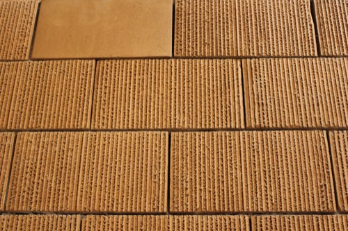 0149:西宮市民会館 事務棟エレベーターホールの壁面デザイン②