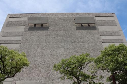0149:西宮市民会館 東側外観②