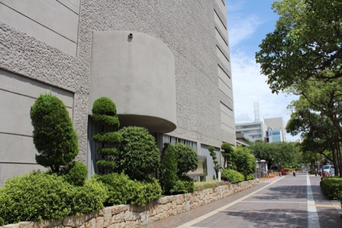 0149:西宮市民会館 東側外観③