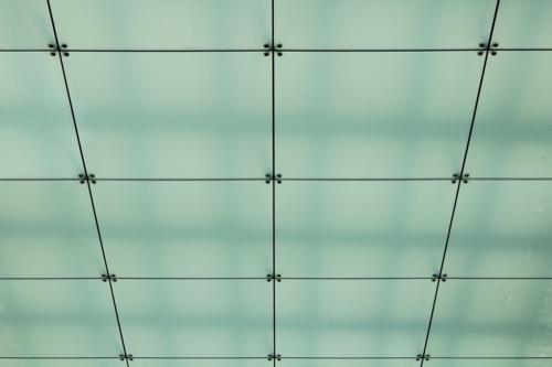 0150:兵庫県立芸術文化センター 共通ロビーの天井