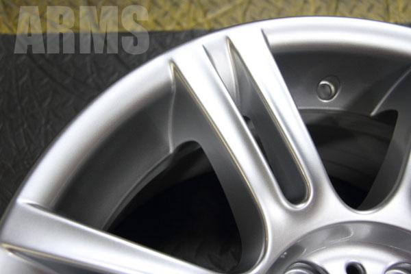 BMW純正ホイール 傷修理