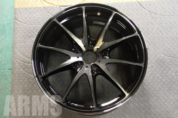 レイズ G25 ブラッククリアー Limited Edition