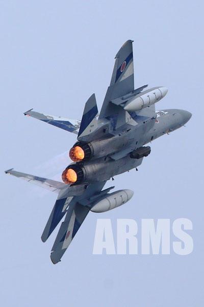 小松基地 F15 イーグル アグレッサー