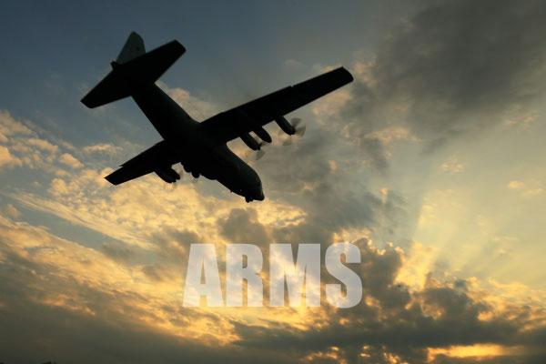 岐阜基地 航空祭 予行 2016 C-130 Hercules