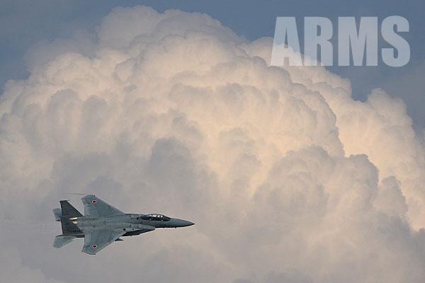 岐阜基地 航空祭 予行 2016 F15 イーグル 機動飛行