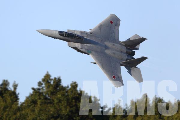 岐阜基地 航空祭 2016 予行 F-15 イーグル