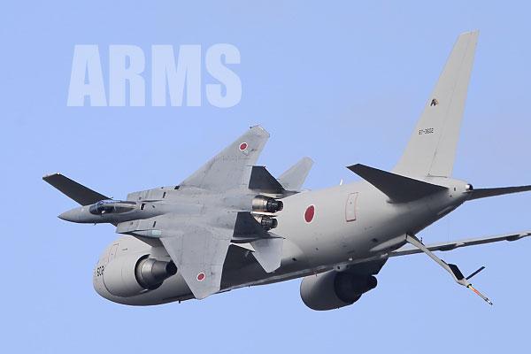 F15 KC767 空中給油機 小牧基地