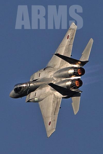 F15 アフターバーナー ヒネリ 岐阜基地