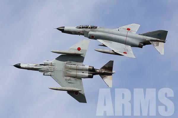 TACディパーチャー F-4EJ ファントム 岐阜基地航空祭 2016