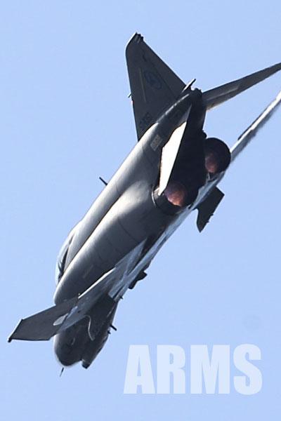 アフターバーナー F-4EJ 岐阜基地