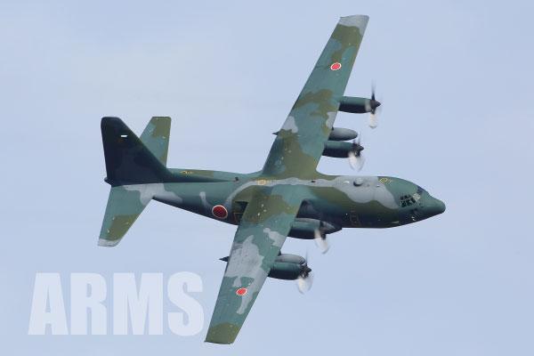 岐阜基地 航空祭 C-130 ハーキュリー