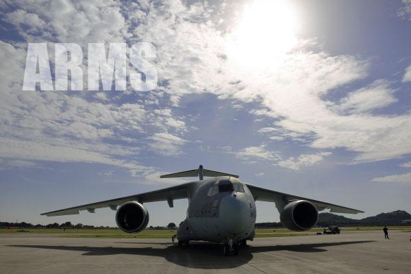 岐阜基地 航空祭 C-2 輸送機