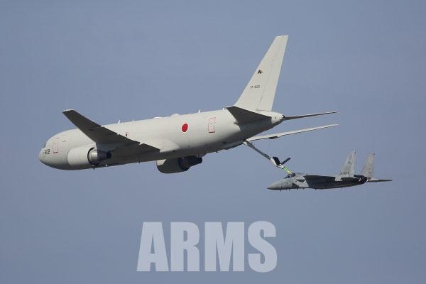 岐阜基地 航空祭 KC767 空中空輸機 F15 イーグル
