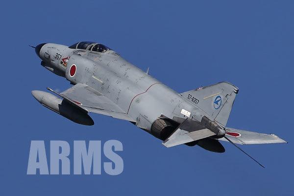 岐阜基地 飛行開発実験団 航空祭 F-4EJ改 ファントム