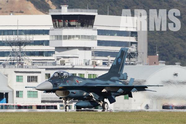岐阜基地 航空祭 2016 F2 飛行開発実験団 戦闘機の画像 各務原