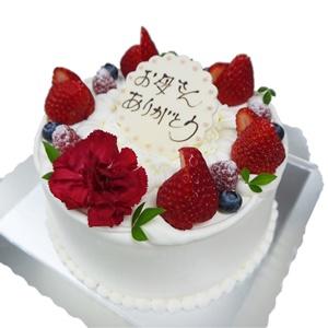 母の日苺ショートケーキ 3000円