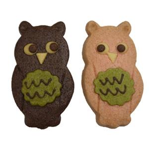 幸福をよぶふくろうクッキーセット