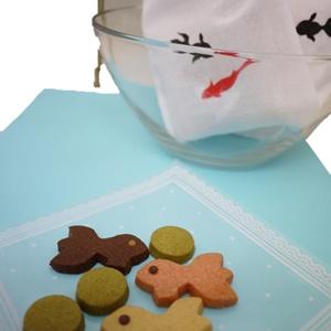 金魚クッキー