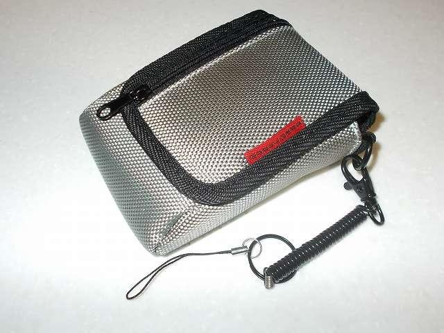 ELECOM DGB-023GY グラフギアデジタルカメラケース グレー 購入