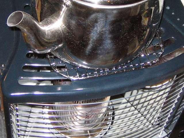 エルマース ステンレス製 広口ケトル 3.2L H-2042 水垢落とし、ステンレスケトルを加熱して水を沸騰させる