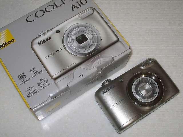 Nikon デジタルカメラ COOLPIX A10 シルバー 購入