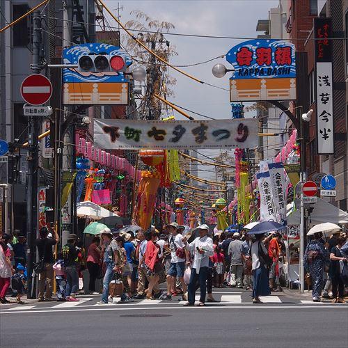 ゆうブログケロブログほおずき市と風鈴市2016 (1)